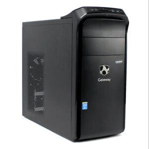 Gateway DX4885-UB3A Desktop PC Computer Intel Core i5 Gaming