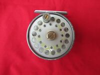 The Gordon Trout Fly Reel By Sharps Aberdeen  3.1/4 inch Diameter Metal Fly Reel