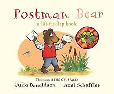 Postman Bear (Tales From Acorn Wood) Donaldson, Julia Very Good Book