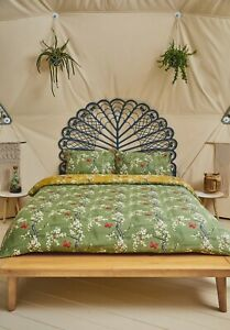 CHATEAU BLOSSOM DUVET COVER SET, CUSHION & DOOR STOP - SOLD SEPARATELY
