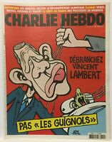 Charlie Hebdo - N*1201 - du 29 juillet 2015