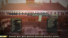 Fallout 76 Blutbefleckt Ausputzer Bloodied Fixer Weapons B 25 25 PS4 RAR
