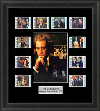 The Godfather Part 3 Framed 35mm Film Cell Memorabilia Filmcells Movie Cell Pres