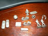 Monopoly NASCAR Complete Lot of 13 Board Game Tokens Pieces Replacement Parts