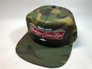 Working Class Zero Tradition Hat Free size Camo