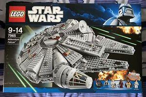 Lego Star Wars 7965 - Millennium Falcon - Sealed in box.