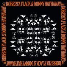 DONNY HATHAWAY/ROBERTA FLACK-R.FLACK &D.HATHAWAY CD NEU