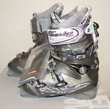 NEW Tecnica Womens Viva Phoenix Max 10 Air Shell Ski Boots 5.5 36 22.5 Downhill