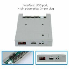 "Sfr1m44-u100 3.5"" 1.44mb 34pin USB SSD Floppy Drive Emulator for Yamaha Gotek RH"