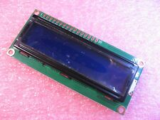 1602A LCD Display Module 16-Character 2-Line Backlight - NOS Qty 1