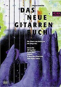 Das neue Gitarrenbuch. Mit CD: Die Gitarre von Anfang an... | Buch | Zustand gut