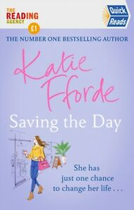 Saving the Day Quick Reads 2021 by Katie Fforde 9781787466241 NEW Book