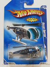 HOT WHEELS 2009 HW CITY WORKS KILLER COPTER