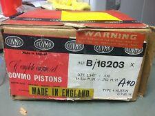 Original COVMO  MG Piston Set for A series  engines.