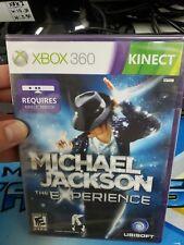 Michael Jackson: The Experience (Microsoft Xbox 360) Brand New Sealed!!
