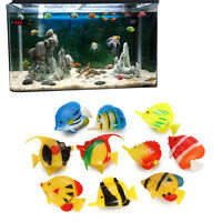Aquarium Künstliche Aquarium Deko Künstliche Fisch Dekoration Zierfische Spätest