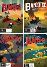 BANSHEE Series : Seasons 1 - 4 : NEW DVD