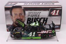 Kurt Busch 2017 Monster Energy / Haas Automation 1:24 Nascar Diecast