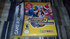 Mega Man Battle Network 5: Team Protoman - Game Boy Advance GBA New Sealed