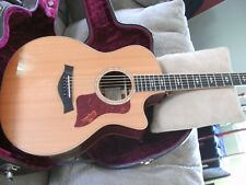 Taylor 814 CE LTD Cocobolo Rosewood  Acoustic Guitar, Sitka Top, Maple binding