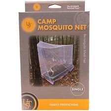 "UST WG02433 Camp Mosquito Net Mesh Single 59""x32""x79"""