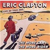 Eric Clapton - One More Car, One More Rider (Live) (2002)  2CD  NEW  SPEEDYPOST