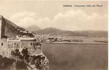 SALERNO  -  Panorama visto dai Monti