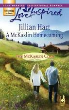 A McKaslin Homecoming (The McKaslin Clan: Series 3, Book 5) (Love Inspired #403)