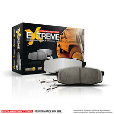 Power Stop Z36-1012 Rear Severe Duty Brake Pads