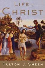 Life of Christ by Fulton J. Sheen (1977, Paperback, Abridged)