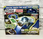 MAGIC Tracks Monster Truck Rally Glow in The Dark Race Track As Seen on TV NEW