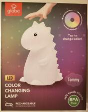 NEW Tommy Dinosaur Color Changing LED Lamp (TikTok Night Light) SHIPS NEXT DAY!