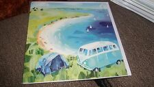 AROUND THE COVE BY CLAIRE HENLEY MILKWOOD NEW GREETING CARD BLANK ALL OCCASIONS