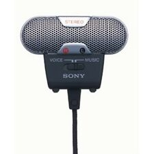 Official Sony ECM-719 Condenser Cable Consumer Microphone / From Japan