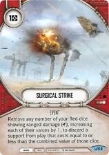 2x 2 x Surgical Strike x 2 Common Awakenings Star Wars Destiny