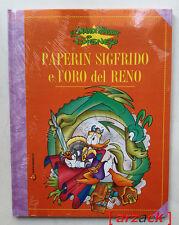 LE GRANDI PARODIE 69 Paperin Sigfrido e l'oro del Reno BLISTERATO