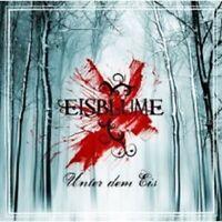 """EISBLUME """"UNTER DEM EIS"""" CD 16 TRACKS NEU"""