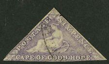 Cape of Good Hope 1863-64   Scott #14  USED