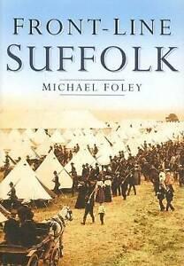 Front-line Suffolk, Excellent, Paperback