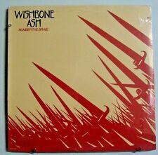 WISHBONE ASH Number The Brave LP SEALED MCA John Wetton