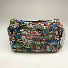 HELLO KITTY X TOKIDOKI X JU-JU-BE 'SUSHI CARS' HOBOBE BAG 12HB01AT WOMEN'S