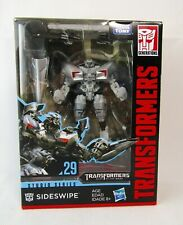 NEW Transformers Studio Series 29 Deluxe Class Sideswipe Action Figure