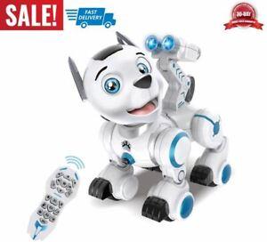 perro robot RC interactivo inteligente de baile control remoto juguete niño niña
