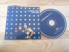 CD Hiphop DJ Vadim / Sena - Grow Slow (10 Song) Promo BBE REC cb