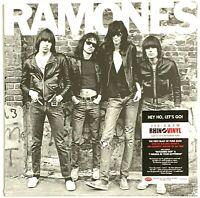 The Ramones - Self Titled [Current Pressing] LP Vinyl Album New + Sealed