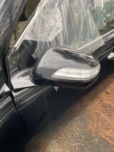 OEM 2010-2013 ACURA MDX Driver Side LEFT Power Door Mirror Black