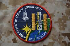 Y18 écusson insigne patch Aérospatiale CLERVOY BROWN KELLY GRUNSFELD SMITH FOALE