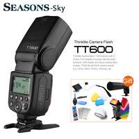 Godox TT600s 2.4G HSS Wireless Flash Speedlite for Sony A7R A7S A99 A6000 A6300