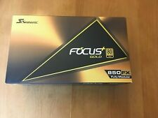 Seasonic FOCUS plus 850W 80+ Gold Full-Modular PSU Power Supply SSR-850FX