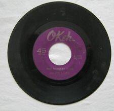 The Monkey Time b/w Momma Didnt Know Major Lance 45 Okeh 4-7175 G/G+